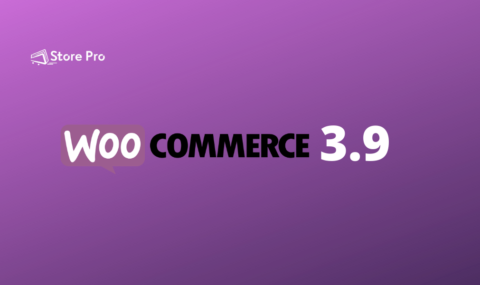 WooCommerce 3.9 Officially Launched