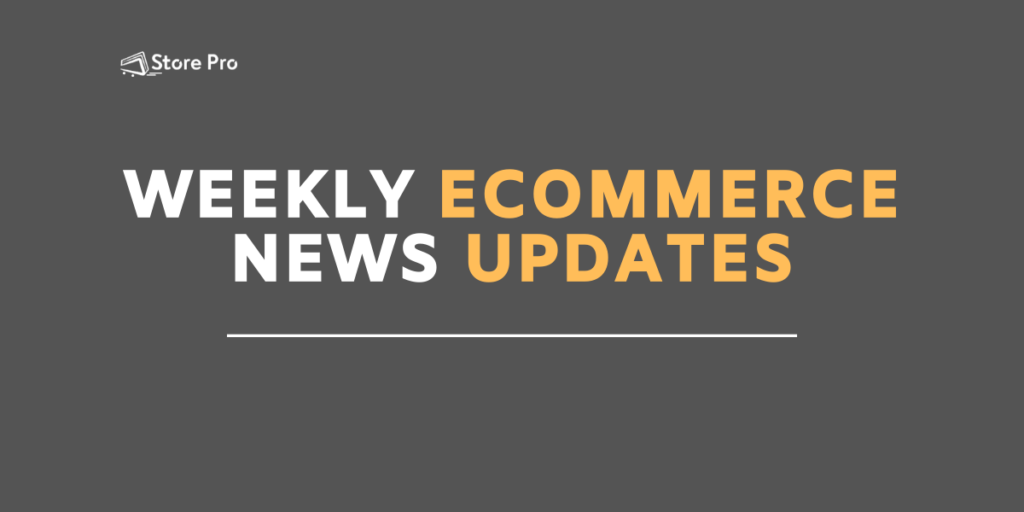 This Week In eCommerce