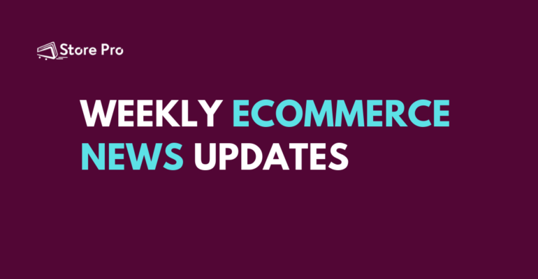 eCommerce news updates