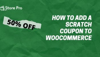 dding Scratch Coupon to WooCommerce
