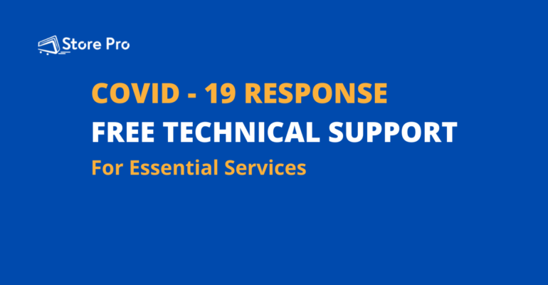 FREE TECHNICAL SUPPORT For Essential Services
