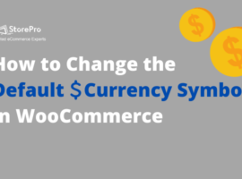 how to change default currency woocommerce